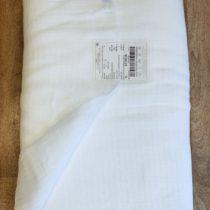 Вафельная полотенечная ткань шир.45см. плотность 120 гр.м.кв - рулон