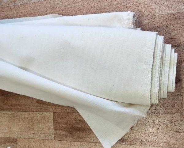 Бязь суровая ширина 165 плотность 140. Структура ткани