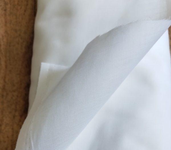 батист структура ткани